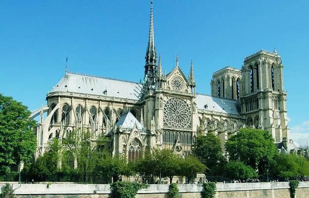 Красивейшие достопримечательности Франции