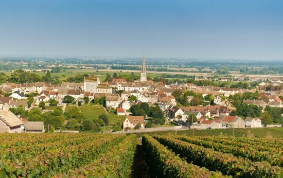 Meursault, village vigneron