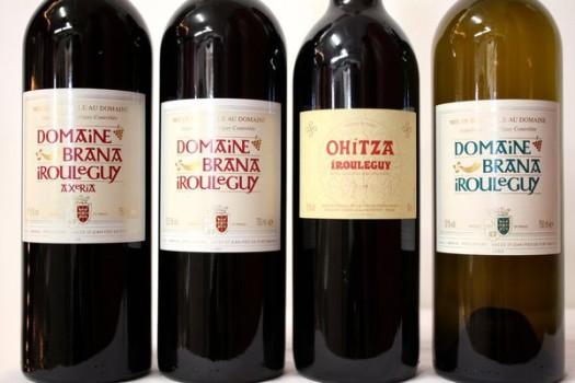 Баскское вино: ирулеги