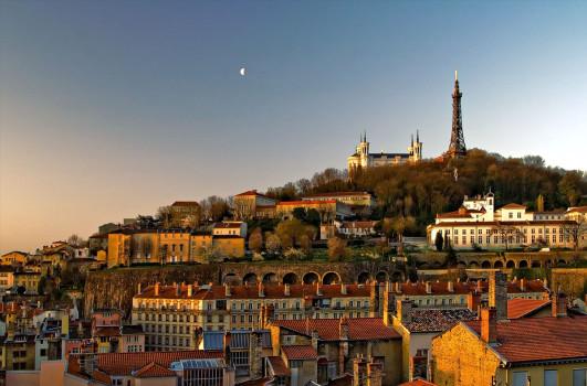 Интересное о Лионе: Франция