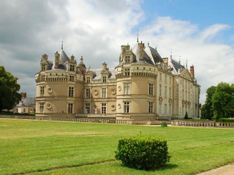 Французские замки