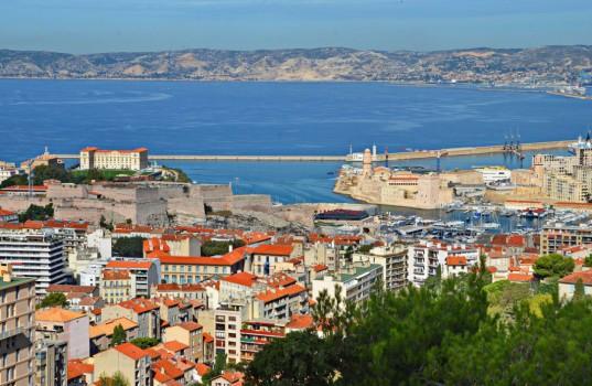 Интересное о Марселе, Франция