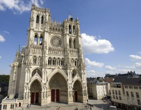 Интересные факты об Амьене, Франция