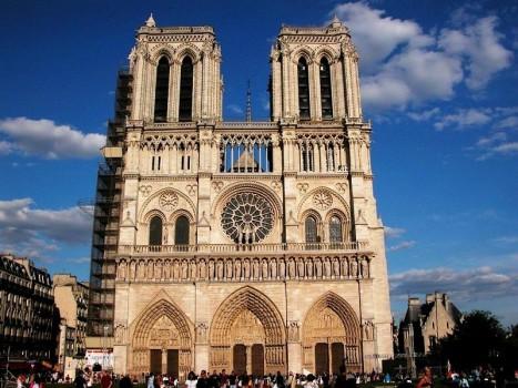 Интересное о Париже, Франция