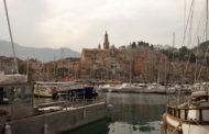 Отдых на Средиземном море — Ментон