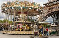 Очарование и романтика майского Парижа