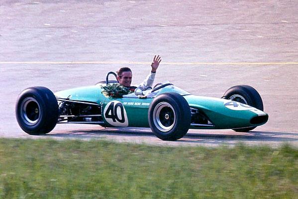 Гонки Формула-1.