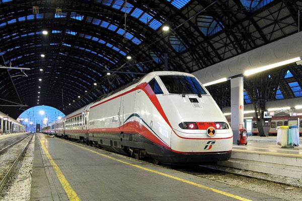 Как добраться из Милана в Ниццу на поезде.