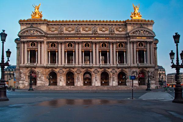 Гранд Опера.