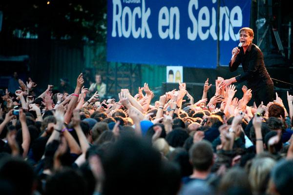 Фестиваль «Рок на Сене».