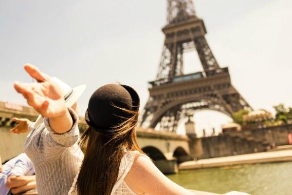 Экскурсии по Парижу.