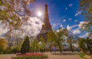 Цветущий Париж вапреле— для тех, кто умеет ценить истинную красоту!