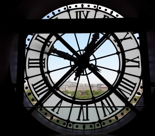 Часы Орсе.